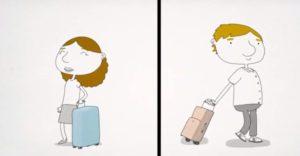 maletas cuatro ruedas