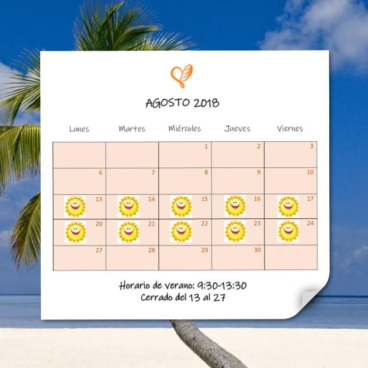 clinica cofer horario murcia vacaciones agosto