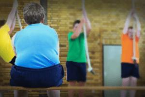 obesidad infantil educación nutricional
