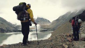 rutas de montaña trekking